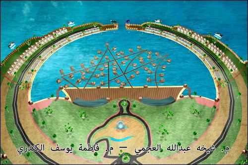 Island Durra 20 Al Durra Island #kuwait || صور وفيديو جزيرة الدرة بشعار دولة الكويت