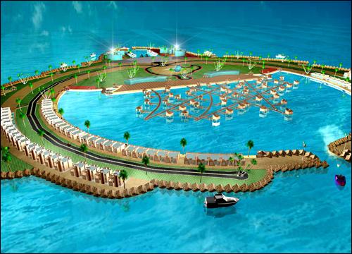 Island Durra 19 Al Durra Island #kuwait || صور وفيديو جزيرة الدرة بشعار دولة الكويت