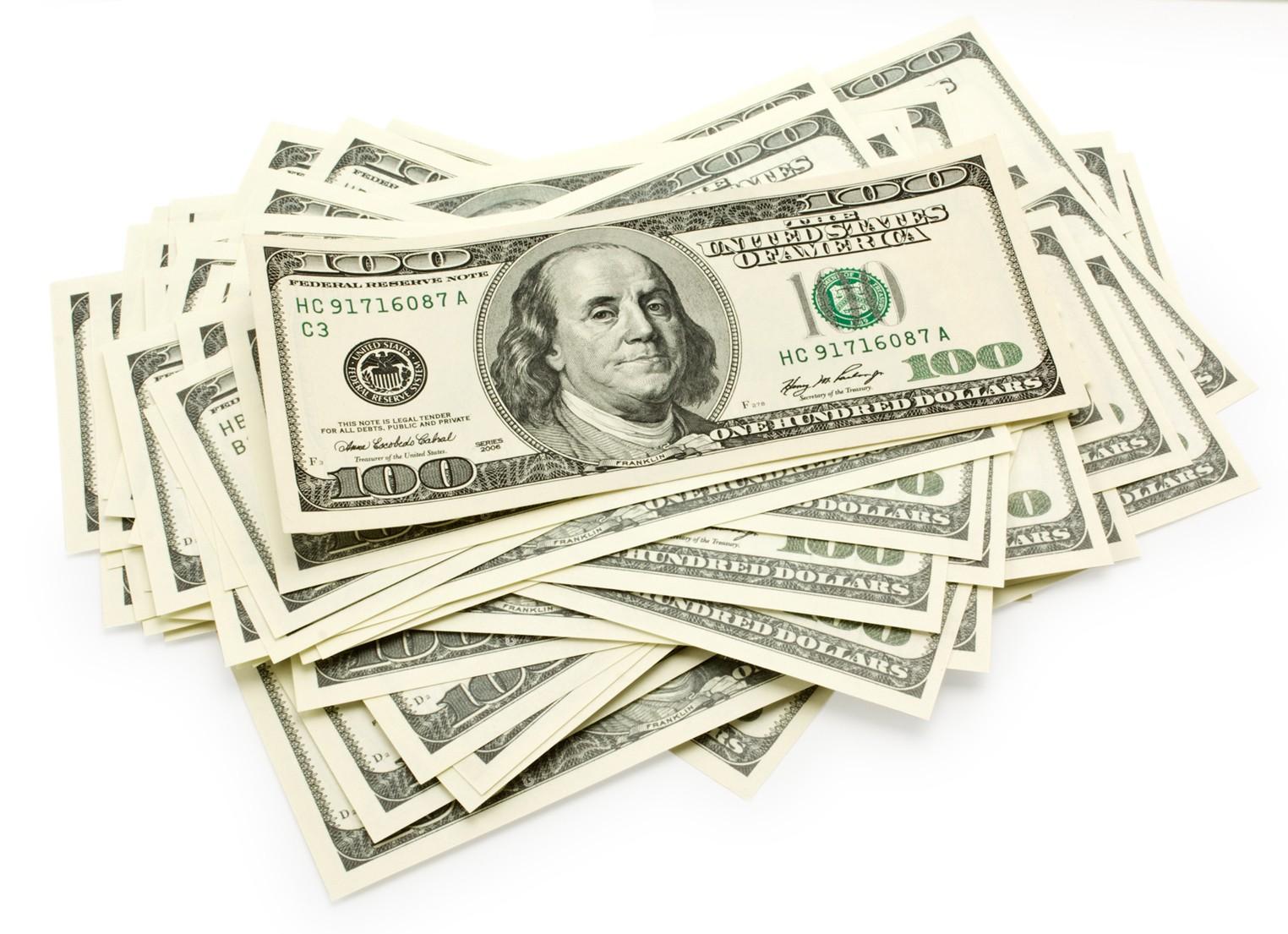 American-dollars-D